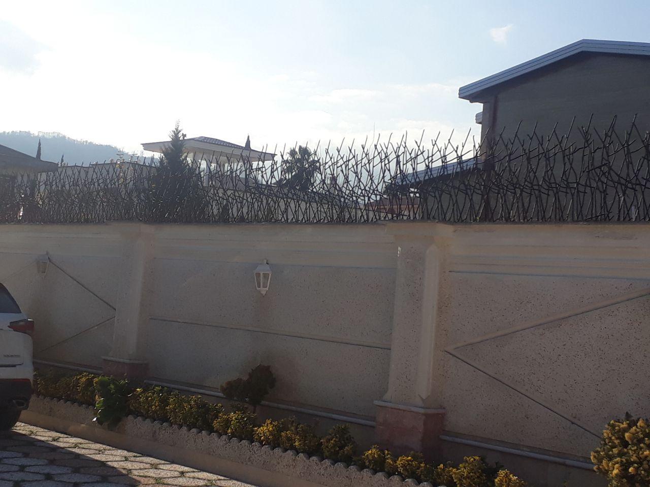 سازنده حفاظ دیوار حیاط