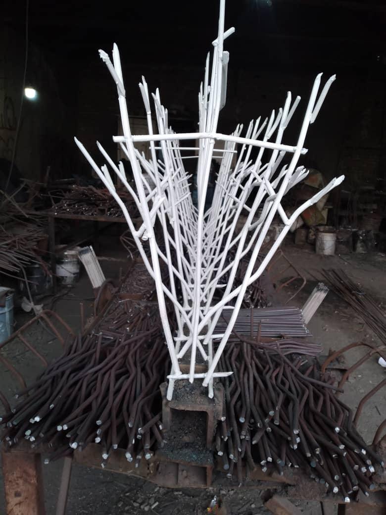 تولید حفاظ شاخ گوزنی با مناسب ترین قیمت